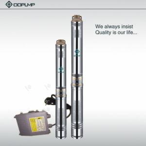Roheisen-versenkbare Wasser-Pumpe des Edelstahl-4SD (3  3.5  4  6 )