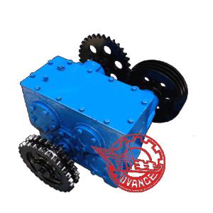 Caixa de velocidades de ns310 antecipada para a Plataforma da Colheitadeira de Milho