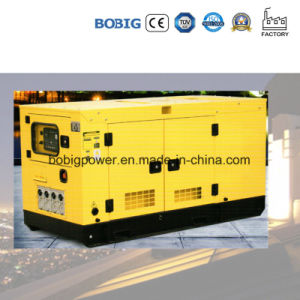 Lovol Engine 1006tag1aが動力を与える100kw/125kVA発電機