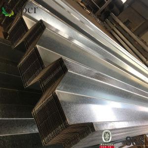 波形を付けられるDeckingによって電流を通される波形を付けられた鋼板を自己サポートしシートに屋根を付ける