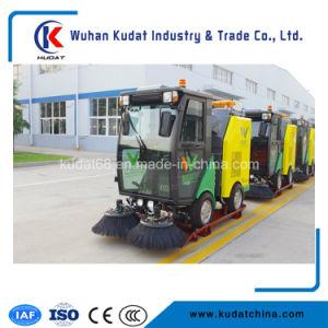 Toute nouvelle route d'aspiration du carburant diesel Sweeper pour parc de stationnement avec EC (5021TSL)