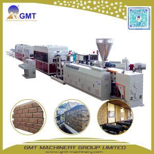 De waterdichte het Opruimen van de Steen van pvc Vinyl Plastic Extruder die van het Comité Machine maken