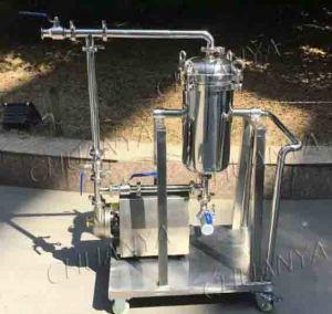기업을%s 새로운 디자인된 티타늄 필터 주거
