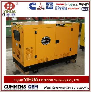 Naar huis Gebruikte Diesel Generators zeer Met geringe geluidssterkte met Motor Xichai