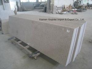 In het groot Opgepoetste Countertops van de Steen van het Graniet Marmeren/de Bovenkanten van de Ijdelheid/van de Lijst/van de Badkamers