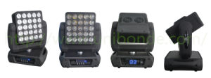 Stage Lightのための25 LED Head Lamp Matrix Light Beam Moving Head