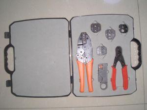 Outil de dénudage&Pince coupante pour câble à la main-Boîte à outils à sertir