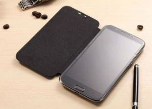 5.7IPS 1GB+8GB Nota2 1.2GHz Star N9589 Mtk6589 Quad-Core Android Market 4.1 Capacitância Smartphone do ecrã