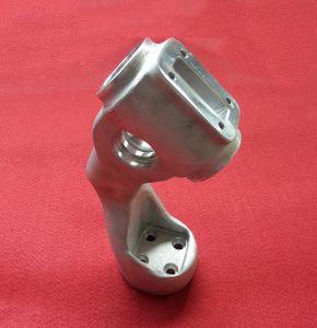 Baja presión de OEM de piezas de aluminio moldeado a presión de precisión