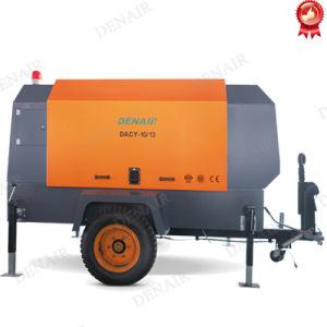 400CFM con motor Diesel compresor de aire pesado con Jack Hammer