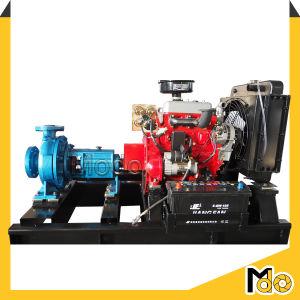 Pompa ad acqua centrifuga di irrigazione dell'azienda agricola del motore diesel