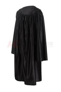 42ebca396 Vestido de graduación negro brillante para el Kindergarten – Vestido ...