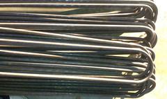 炭素鋼のU字型チューブ