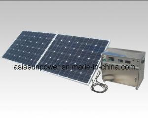 sistema di generatore del rifornimento di energia solare 500W per la casa Using (PETC-FD-500W)