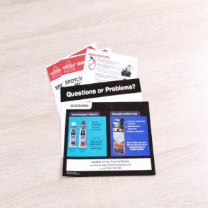 オフセットの色刷サービス/Brochure/Booklet/Poster/Leaflet