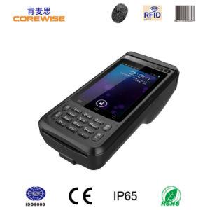 Fabricante de Impressora sem fio de sistema POS Mobile com GPRS / WiFi / RFID / Fingerprint Factory / Fabricante