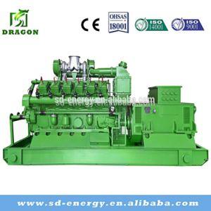 500квт природного газа комбинированного производства тепловой и электрической и тепловой энергии генератора