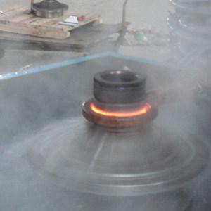 Macchina di trattamento termico di indurimento di induzione di frequenza di Superaudio per alluminio