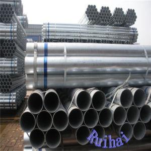 ASTM A135/A795 ERW galvanisierte Rohre