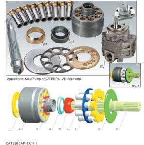 Pièces de la pompe hydraulique pour Cat320, AP-12 de pièces de la pompe