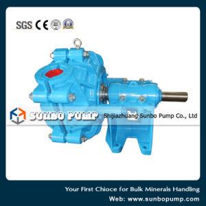 Pompa di estrazione mineraria centrifuga orizzontale dei residui della singola fase della fabbrica della Cina