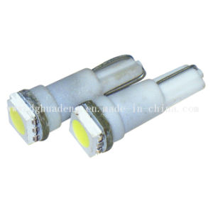 T5 1SMD LED Auto Bulb (T5-1SMD)