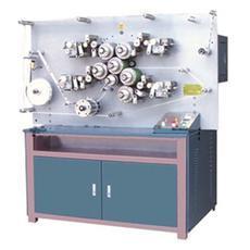 기계를 인쇄하는 의복 레이블