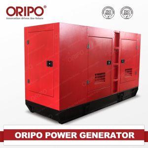 50/60 Hz Super Générateur de puissance diesel silencieux avec le célèbre moteur