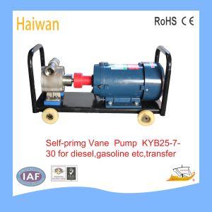 움직일 수 있는 각자 프라이밍 바람개비 펌프 (KYB25-7-30)
