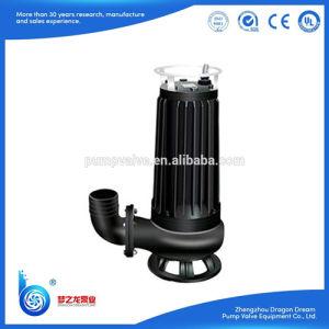 Wqk électrique de série Type de coupe centrifuges verticales de la pompe d'eau sale