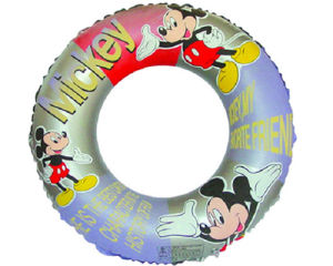 Schönes Inflatable PVC Swimming Ring für Children