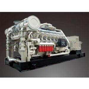 Stamfordの交流発電機が付いている主な力200kw 250kVAのBiogasの発電機