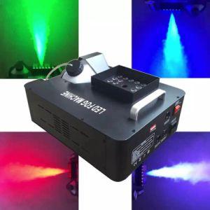 Máquina de niebla LED /1500W máquina de humo de Color de LED