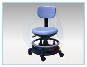 Ergonomique Tabourets en métal / Hôpital médical tabourets