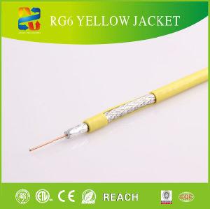 Cavo coassiale coassiale del cavo RG6 di prezzi di fabbrica di alta qualità