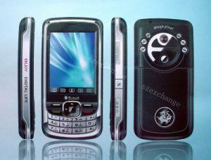 Solar GSM Mobile Phone (EX-QT07)
