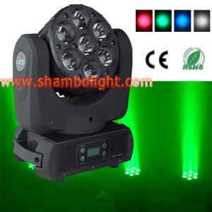 El Equipo de DJ Haz Cabezal movible LED 15W LED de OSRAM