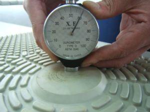 Pressão alta 1250mm da placa do filtro