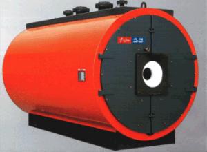 El combustible (gas) caldera de agua - 2