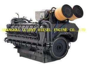 Deutz Mwm 바다 엔진 Tbd620V8 Tbd620V12 Tbd620V16