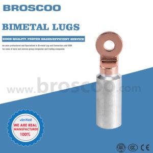 Square/Type rond ergots bimétallique Copper-Aluminum bornes de câble