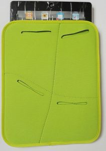 Form-populärer Handtaschen-Geschäfts-Laptop-Hülse iPad Deckel-Tablette-Kasten