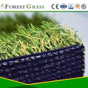 Het natuurlijke Kijken Kunstmatig Gras voor Landschap