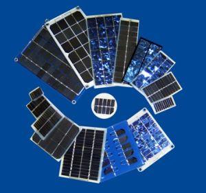 Высокая эффективность использования солнечной энергии мини-панелей
