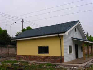 Edificio fabricado en acero y estructura de acero para almacén