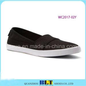 Sapatos de mulher causal de sapatilhas por atacado