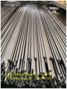 ASTM A193 B7の糸の棒Qtの円形の棒鋼