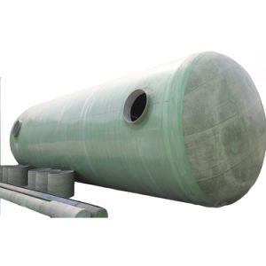 Tamanho diferente do filtro de água de plástico reforçado por navios de vários sistemas de tanques