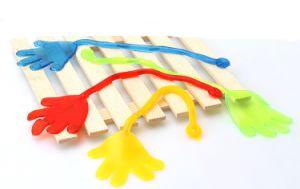 Dtr0011 Новинка небольшой пластиковый липкой стороны игрушки для детей
