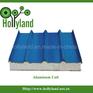 Ricoperto & ha impresso lo strato di alluminio della bobina (ALC1104)